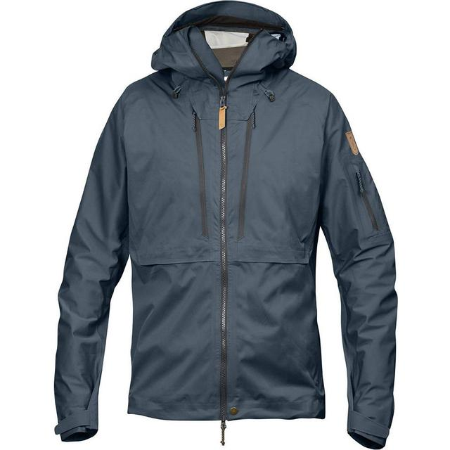 Fjällräven Keb Eco Shell Jacket - Dusk