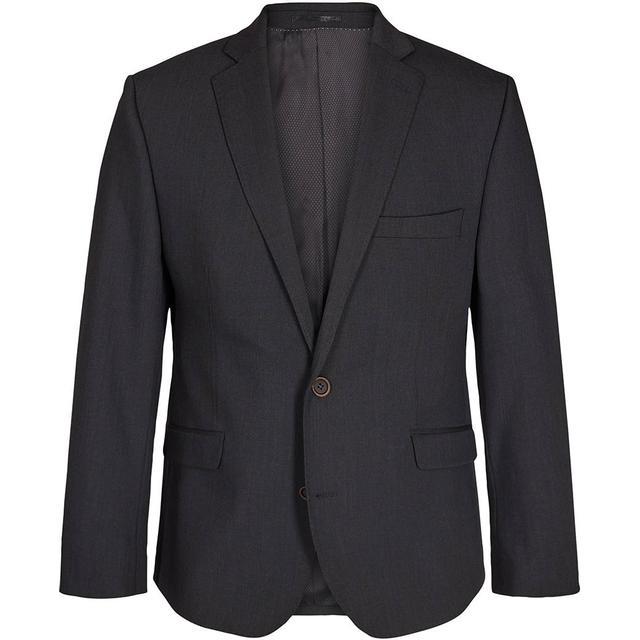Sunwill Modern Fit Blazer - Charcoal