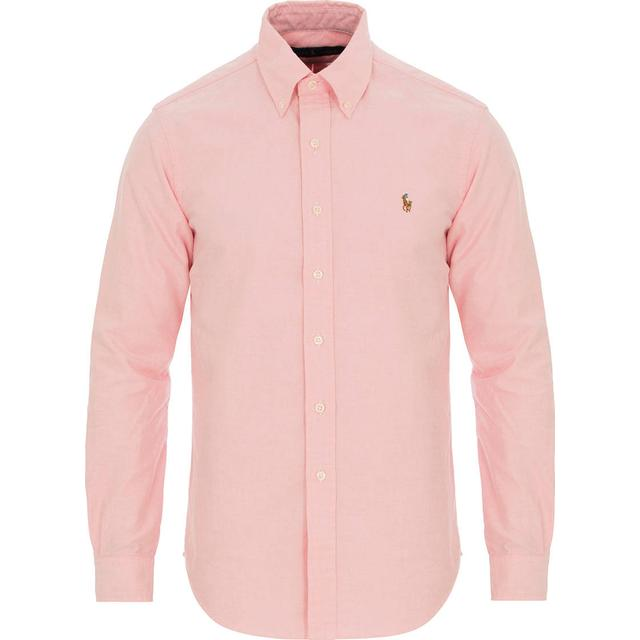 Polo Ralph Lauren Classic Fit Oxford Shirt - Pink