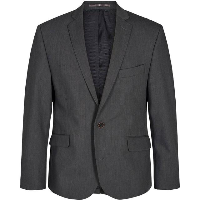 Sunwill Modern Fit Blazer - Dark Gray