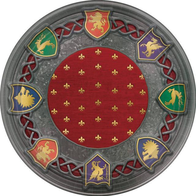 Amscan Medieval Metallic (542108)