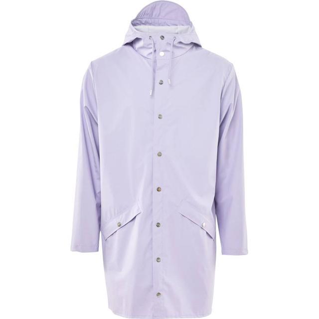 Rains Long Jacket - Lavender