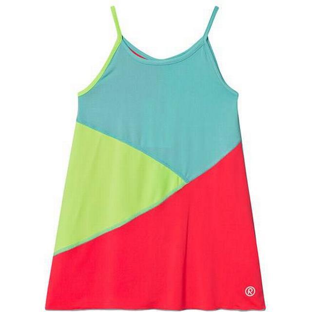Reima Junior's Dress Badestrand - Neon Red (535024-3500)