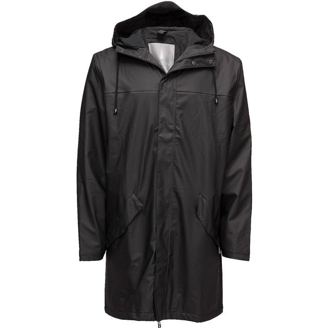 Rains Alpine Jacket Unisex - Black