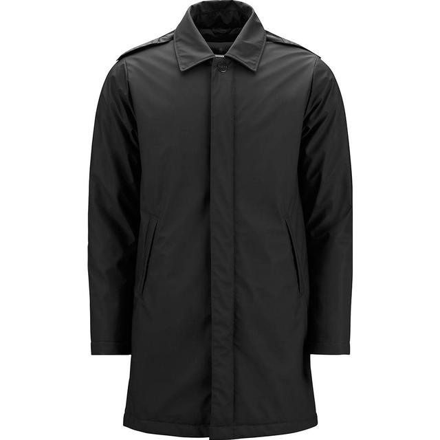 Rains Mac Coat Unisex - Black
