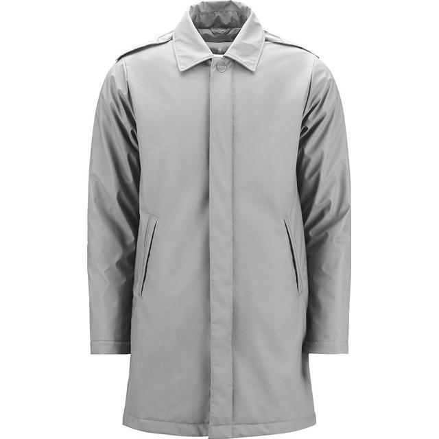 Rains Mac Coat Unisex - Stone