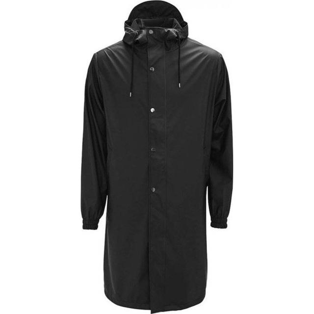 Rains Fishtail Parka Unisex - Black