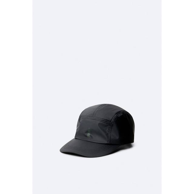 Rains Dad Cap Unisex - Black