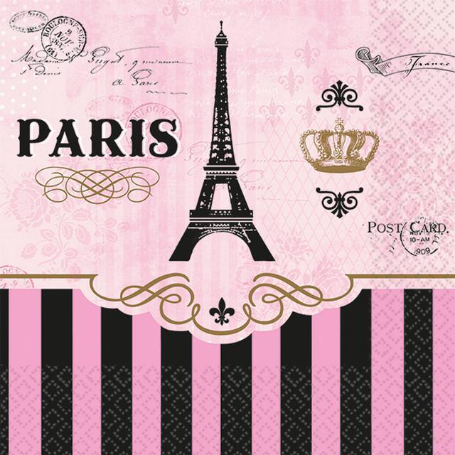 Amscan A Day In Paris (501729)