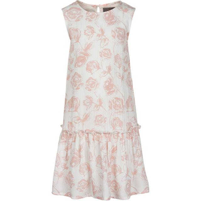 Creamie Roses Dress - Cloud (821046 C-1103)