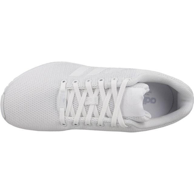 Adidas ZX Flux Sko Dame Hvid Clear Grå :