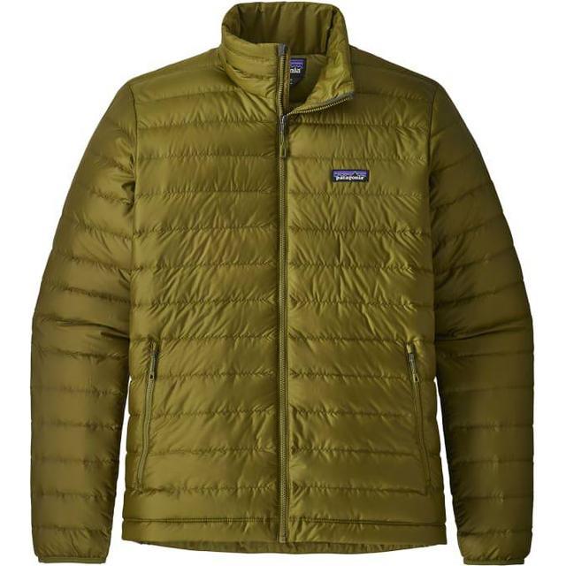 Patagonia Down Sweater Jacket - Willow Herb Green