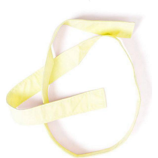 Rains Curve Jacket Belt - Wax Yellow