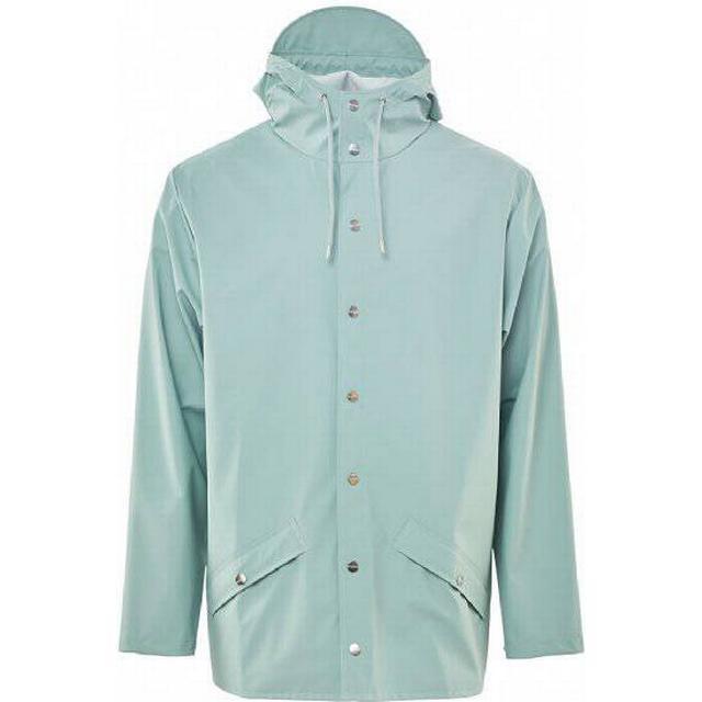 Rains Jacket - Dusty Mint