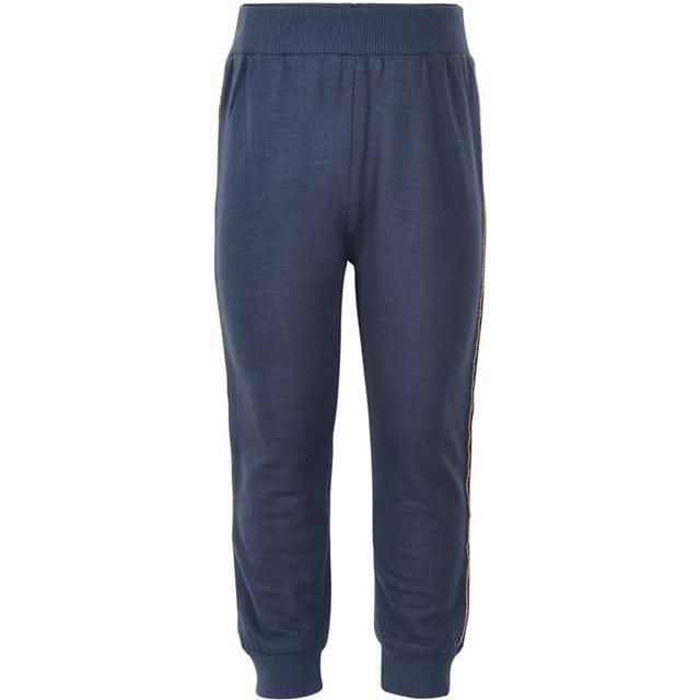 Minymo Sweatpants - Indigo Blue (121017-7140)