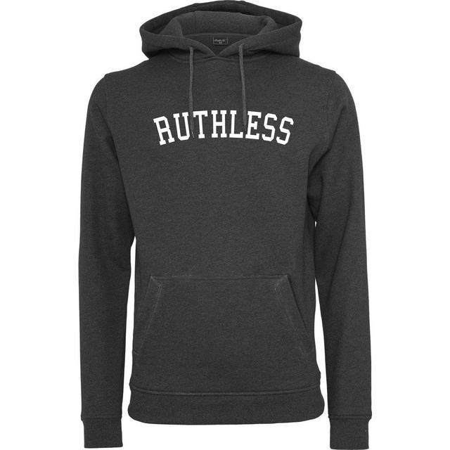 Mister Tee Ruthless Hoody - Charcoal