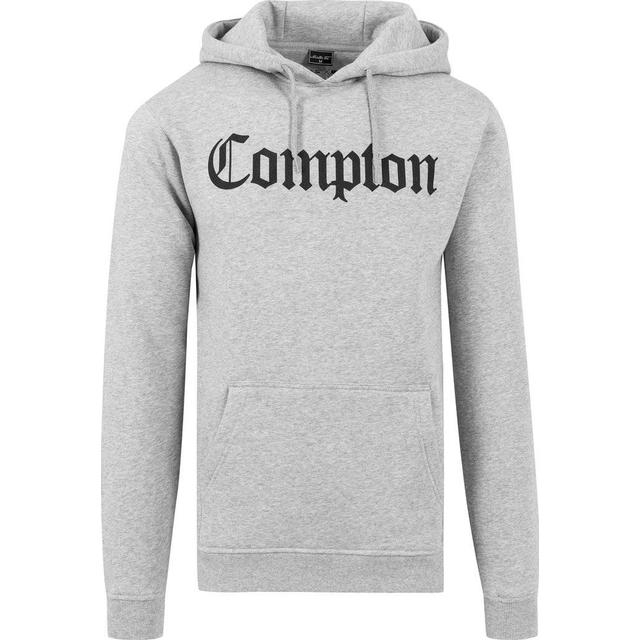 Mister Tee Compton Hoodie - Heather Grey