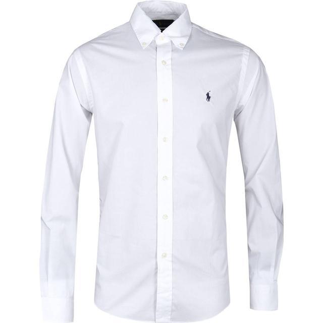 Polo Ralph Lauren Poplin Shirt - White