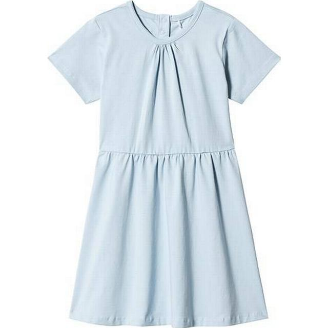 A Happy Brand Short Sleeve Dress - Blue (372561)