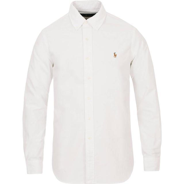 Polo Ralph Lauren Classic Fit Oxford Shirt - White