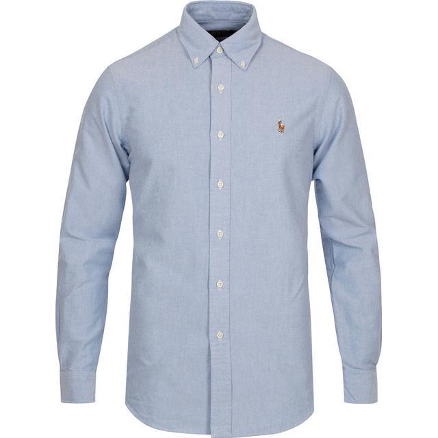 Polo Ralph Lauren Classic Fit Oxford Shirt - Blue