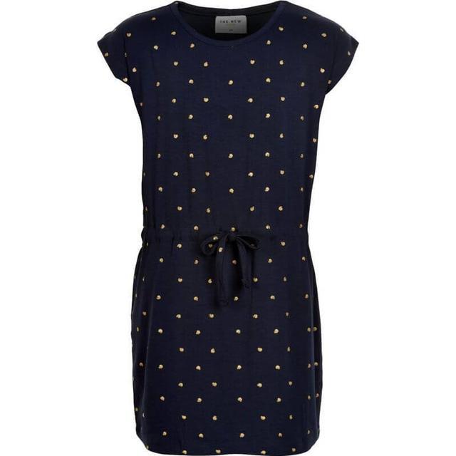 The New Lulu Dress - Black Iris (TN2357)