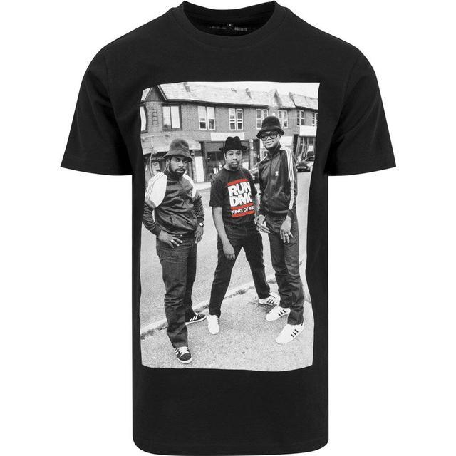 Mister Tee Run Dmc Kings T-shirt - Black