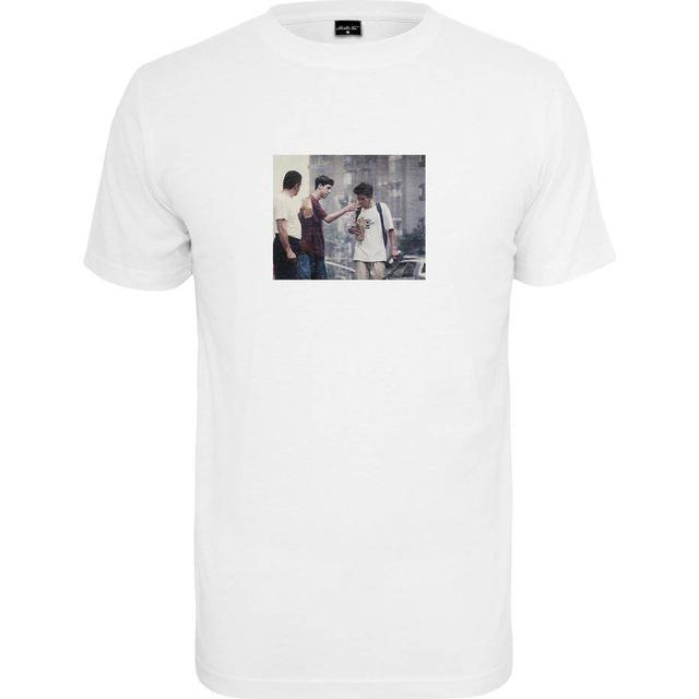 Mister Tee Peanutbutter T-shirt - White