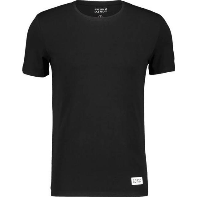 Frank Dandy Bamboo T-shirt - Black