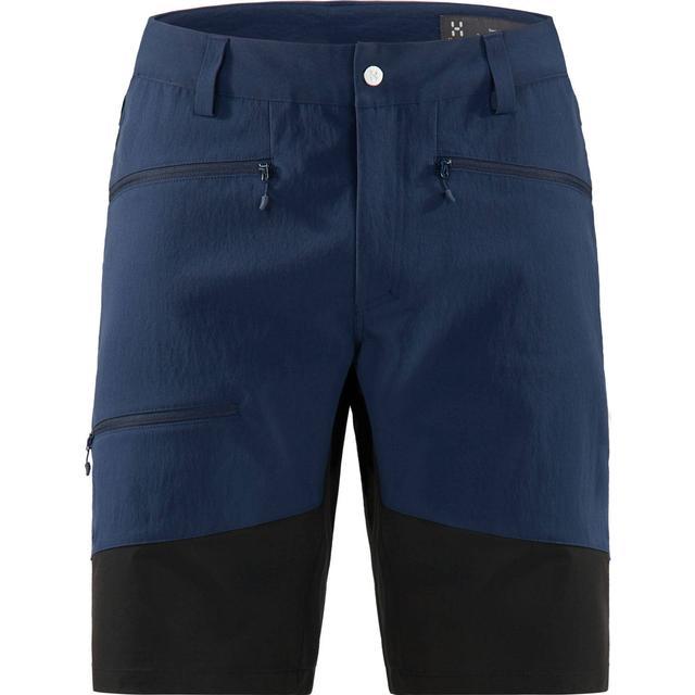 Haglöfs Rugged Flex Shorts - Tarn Blue/True Black