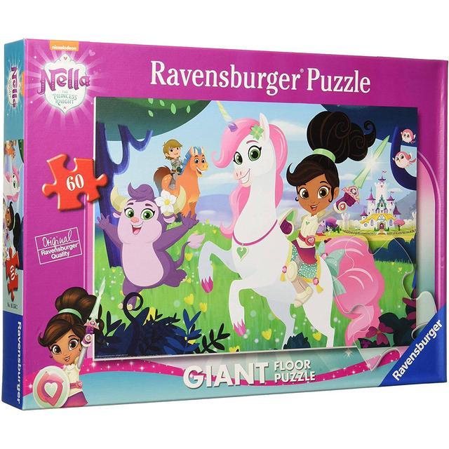 Ravensburger Nella The Princess Knight 60 Pieces