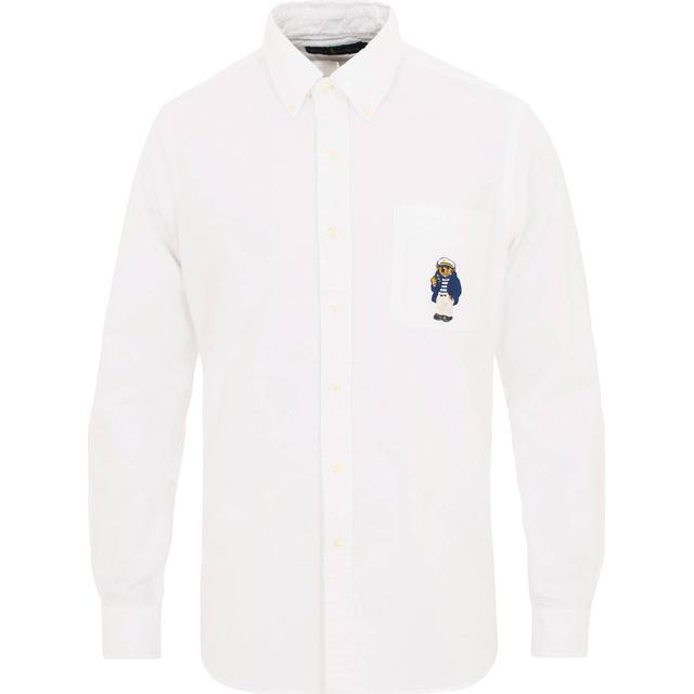 Polo Ralph Lauren Classic Fit Bear Oxford Shirt - Newport Bear