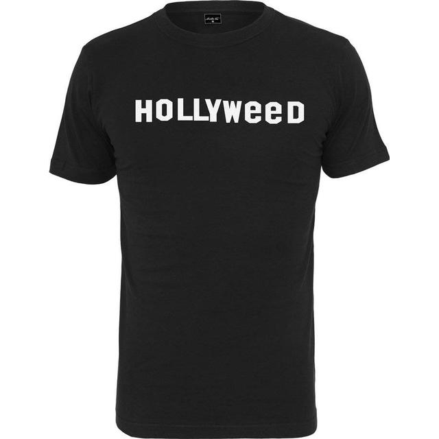 Mister Tee Hollyweed T-shirt - Black