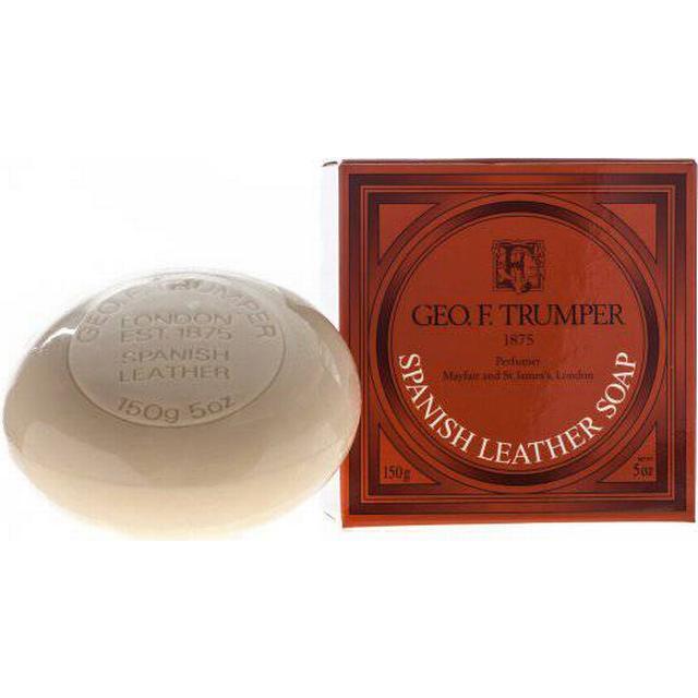 Geo F Trumper Spanish Leather Bath Soap 150g