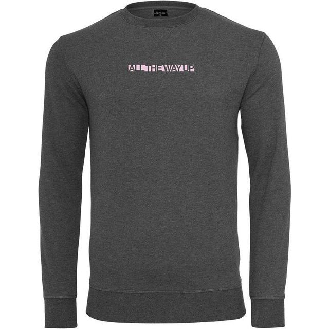 Mister Tee All The Way Up Jumper - Grey