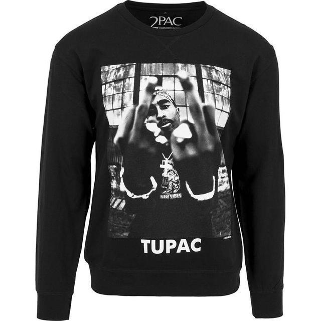 Mister Tee Pac Jumper - Black