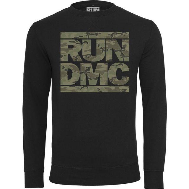 Mister Tee Run Dmc Jumper - Black