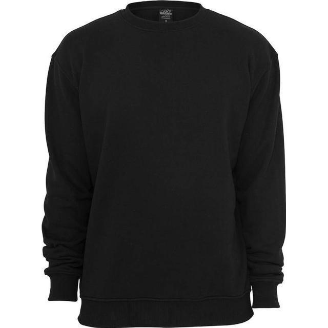 Urban Classics Crewneck Sweatshirt - Black