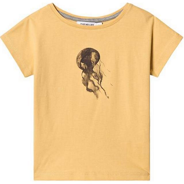 One We Like Pop SS Jellyfish - Cornsilk (C1002106)
