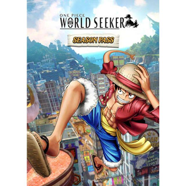 One Piece: World Seeker - Episode Pass