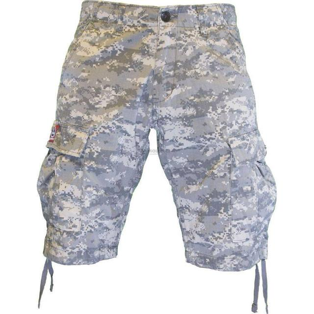 Molecule Featherweights Shorts - Digital Grey