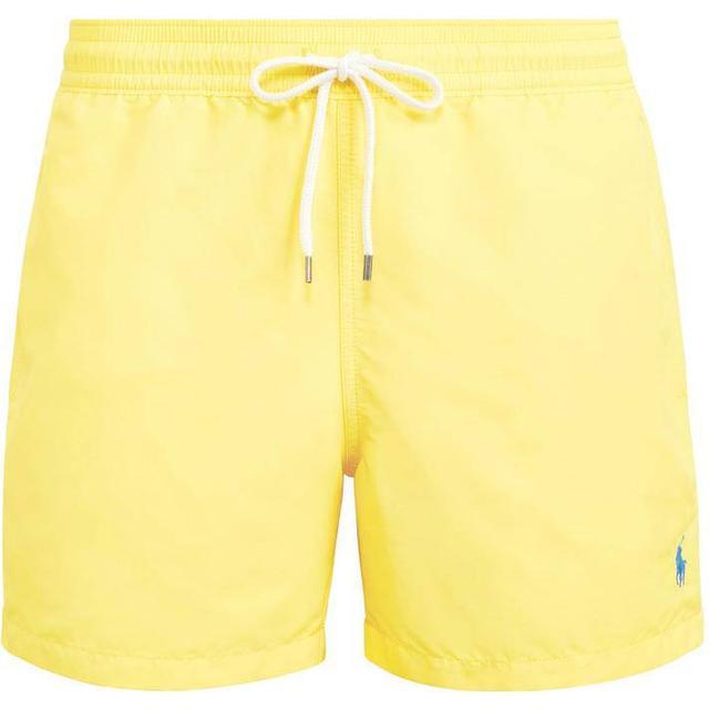 Polo Ralph Lauren 11.4 cm Slim Traveller Trunks - Coastal Yellow