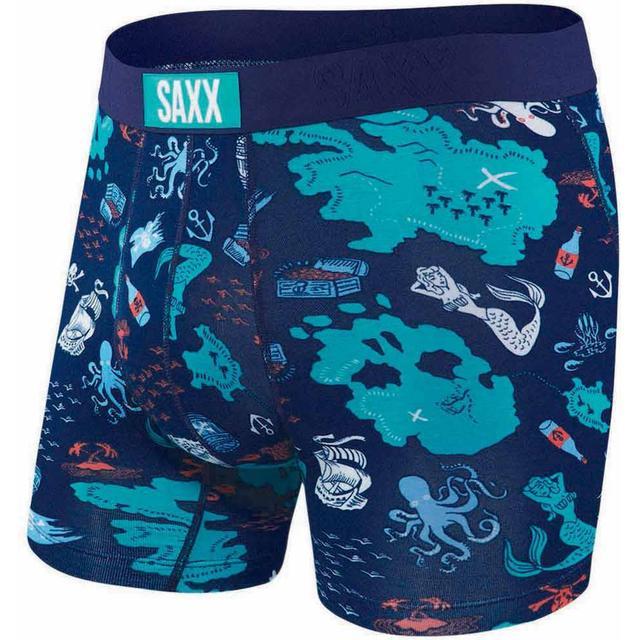 Saxx Vibe Boxer Brief - Treasure Map