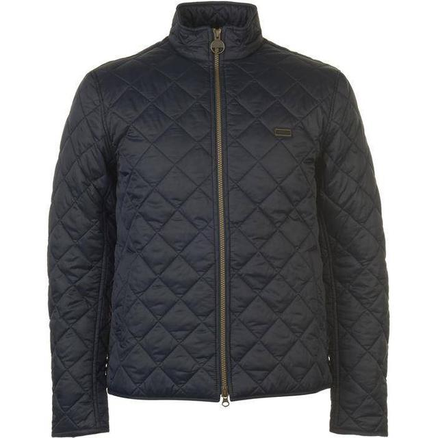 Barbour Gear Quilted Jacket - Navy