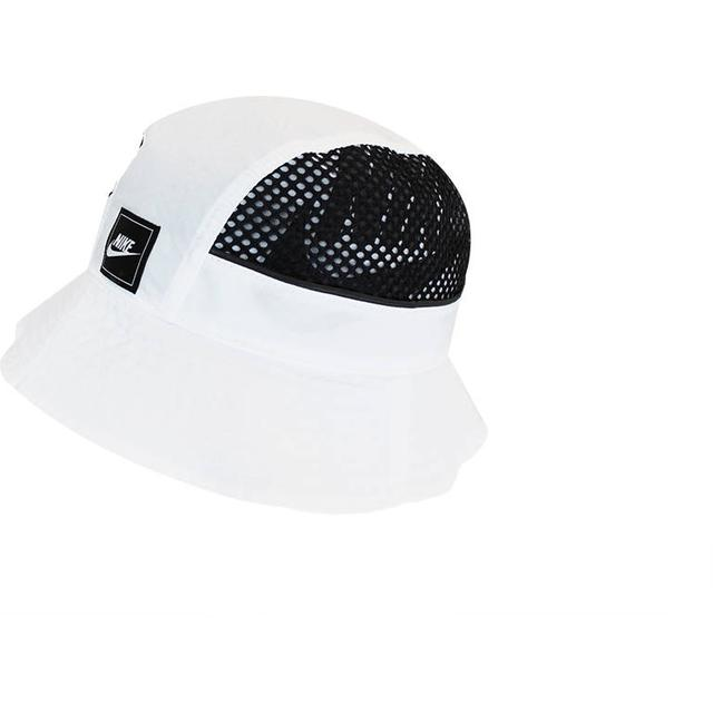 Nike Mesh Bucket Hat - White