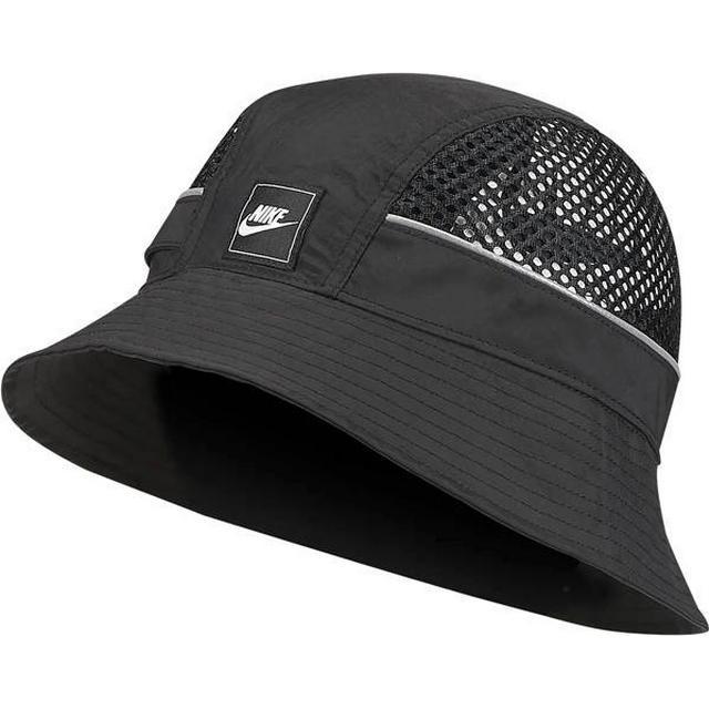 Nike Mesh Bucket Hat - Black
