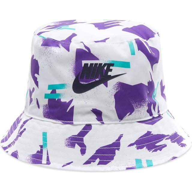 Nike Festival Bucket Hat Unisex - White/Obsidian