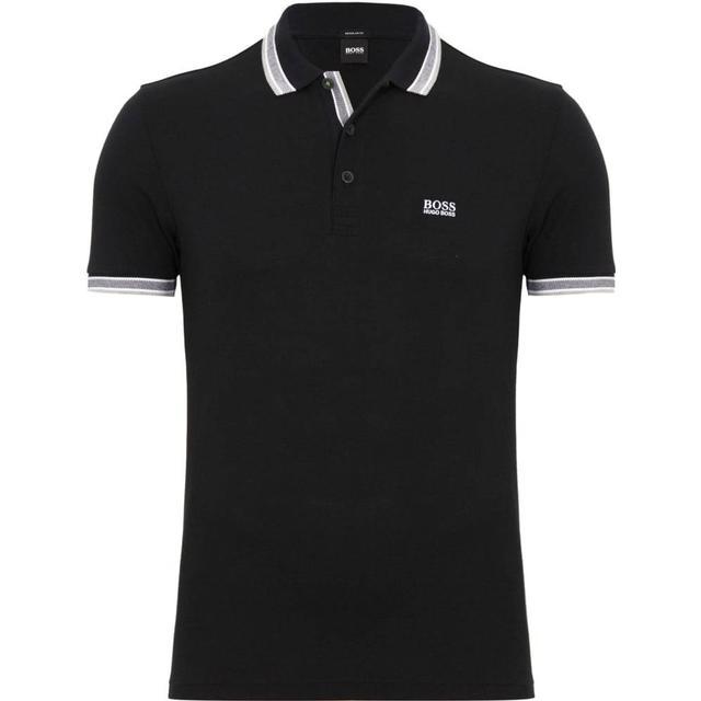 Hugo Boss Paddy Polo Shirt - Black