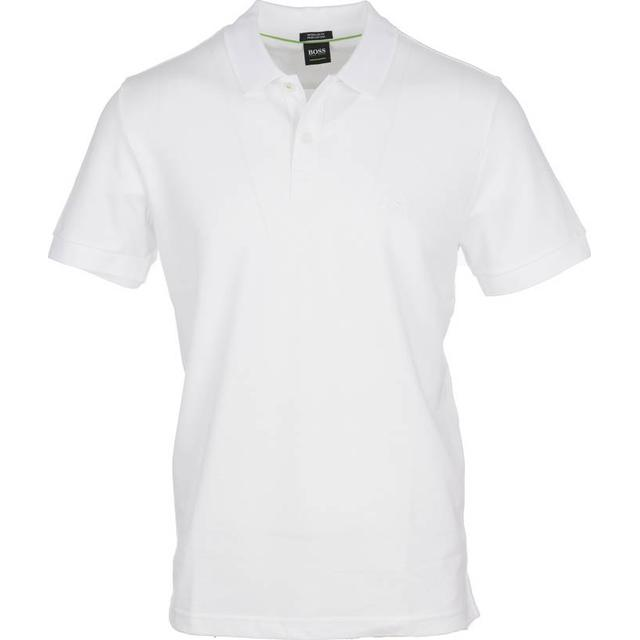 Hugo Boss Piro Polo Shirt - White