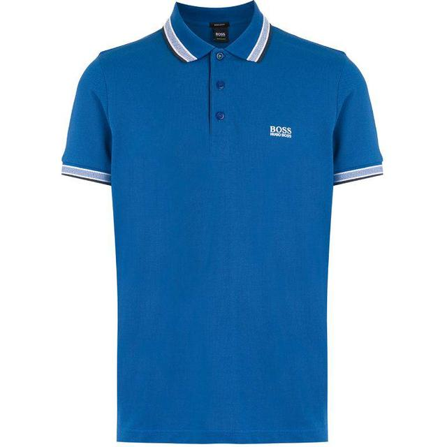 Hugo Boss Paddy Polo Shirt - Blue